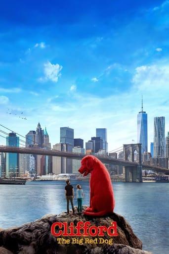 Capa-Clifford: O Gigante Cão Vermelho