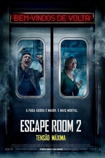 Capa-Escape Room 2: Tensão Máxima
