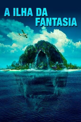 Capa-A Ilha da Fantasia