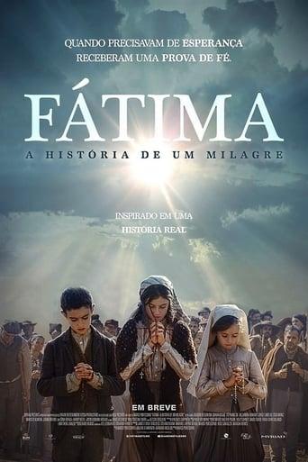 Capa-Fátima - A História de um Milagre
