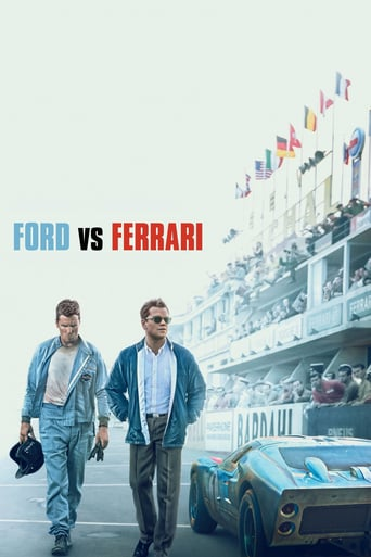 Capa-Ford vs Ferrari