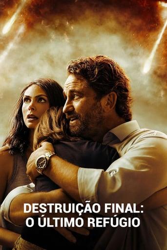 Capa-Destruição Final: O Último Refúgio