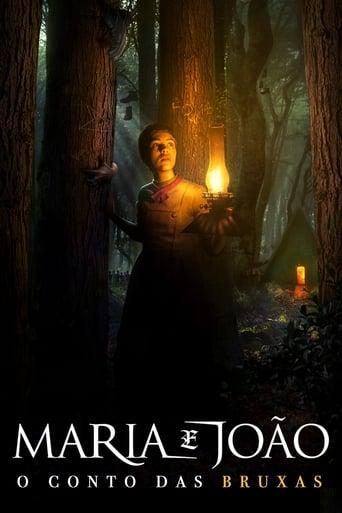 Capa-Maria e João - O Conto das Bruxas