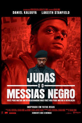 Capa-Judas e o Messias Negro