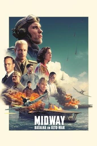 Capa-Midway - Batalha em Alto Mar