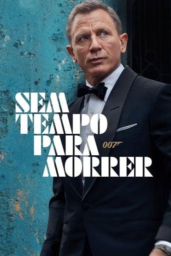 Capa-007: Sem Tempo Para Morrer