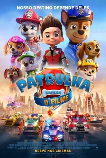 Capa-Patrulha Canina – O Filme