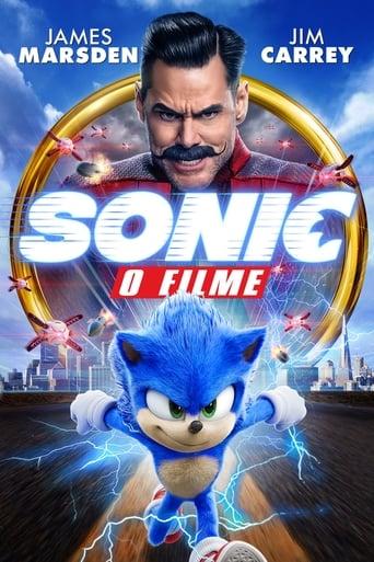Capa-Sonic: O Filme