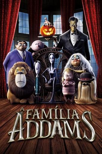 Capa-A Família Addams