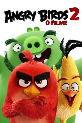 Capa-Angry Birds 2: O Filme