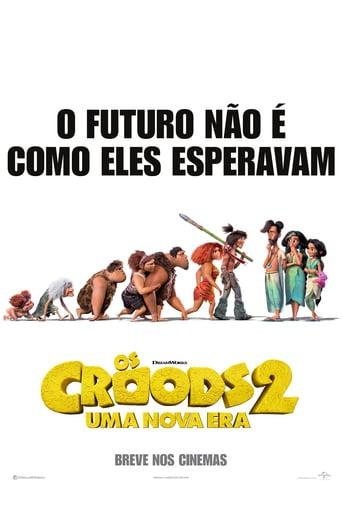 Capa-Os Croods 2: Uma Nova Era