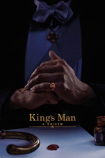 Capa-King's Man: A Origem