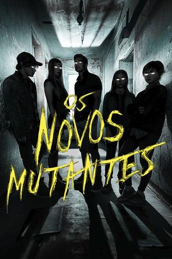 Capa-Os Novos Mutantes
