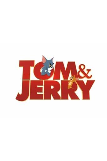 Capa-Tom & Jerry - O Filme